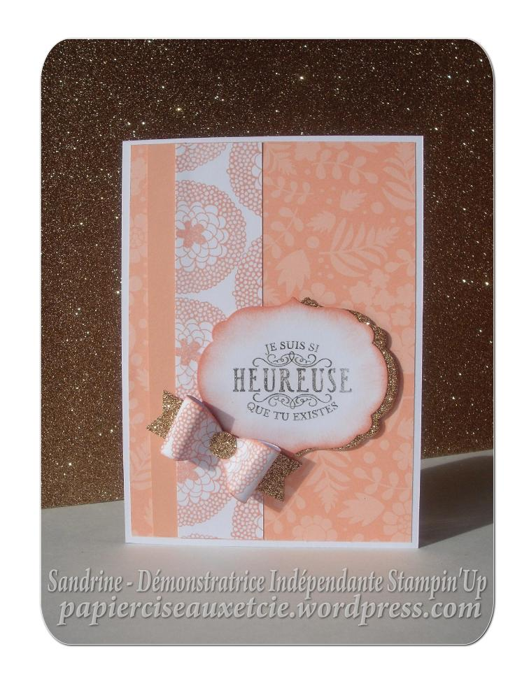 AW09 around the world - Sandrine - Stampin Up - Sale-A-Bration