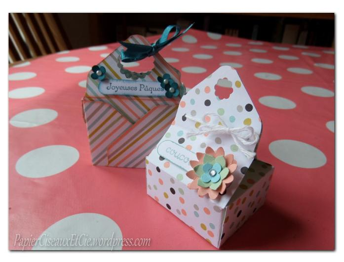 cadeau atelier - boite insta enveloppe stampin up