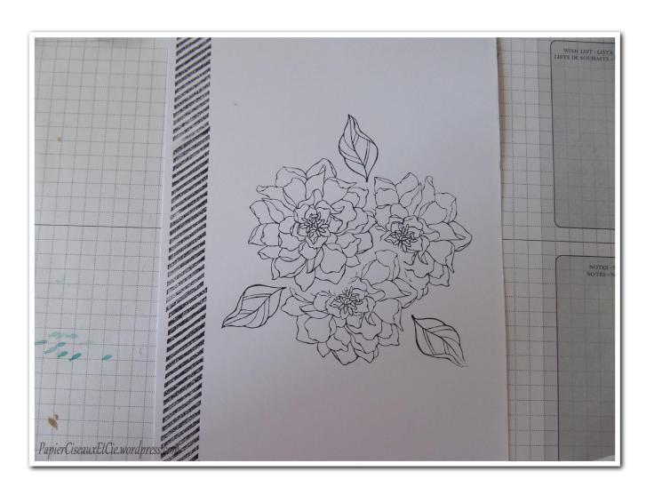 Art journal doodling papierciseauxetcie pas à pas 5