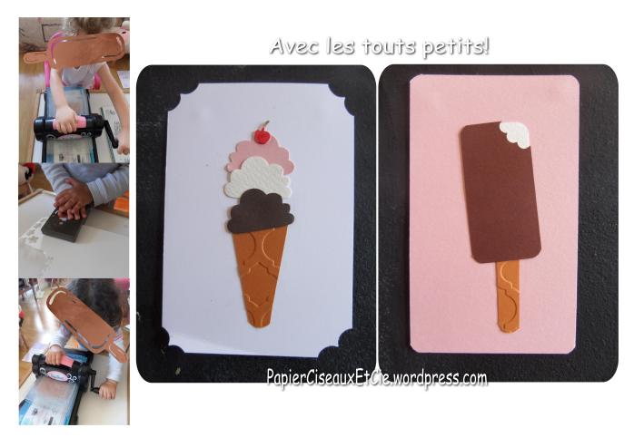 glace en punch art