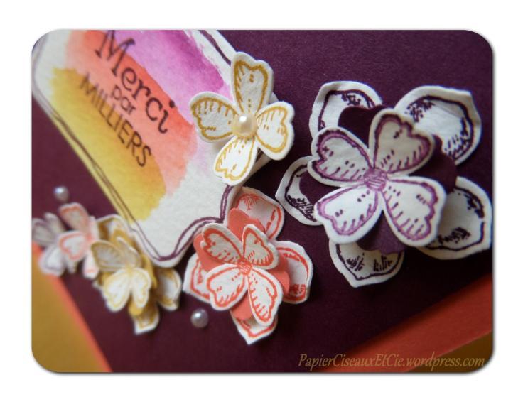 stampin up 2014 2015 ellebore mini decoration détail plus sur le blog