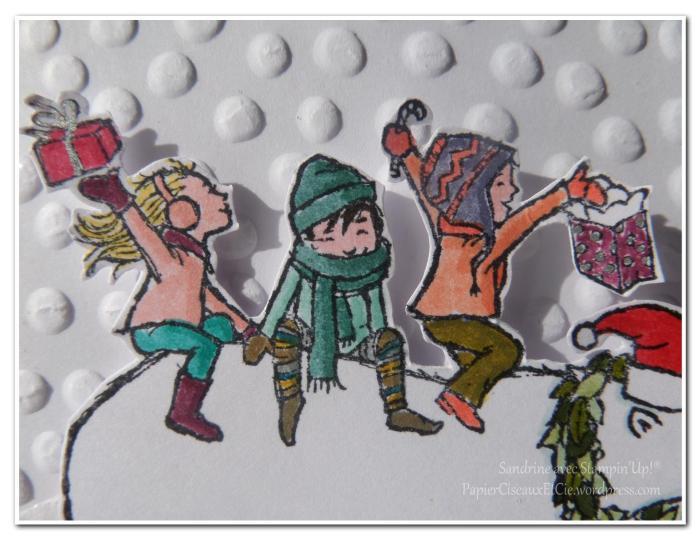 Sandrine pour HHHC Défi 4 l'hiver détail enfants