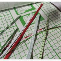 Vous allez voir comment recycler vos chutes de papier pour en faire des embellissements!