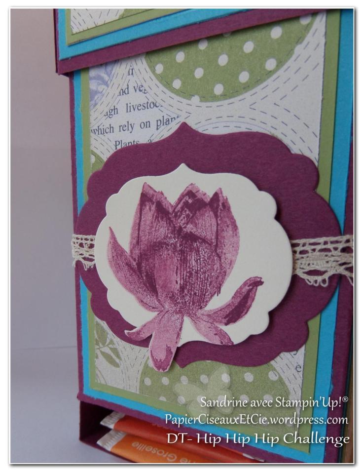 Combo violet bleu vert fruits des bois turquoise tentation riche raisin fleur