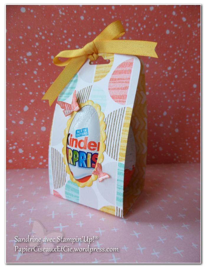 boite paque pour oeuf ^profil