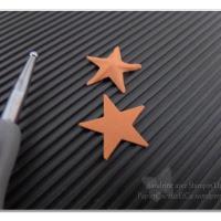 Tuto ultra simple pour faire des étoiles de mer en relief