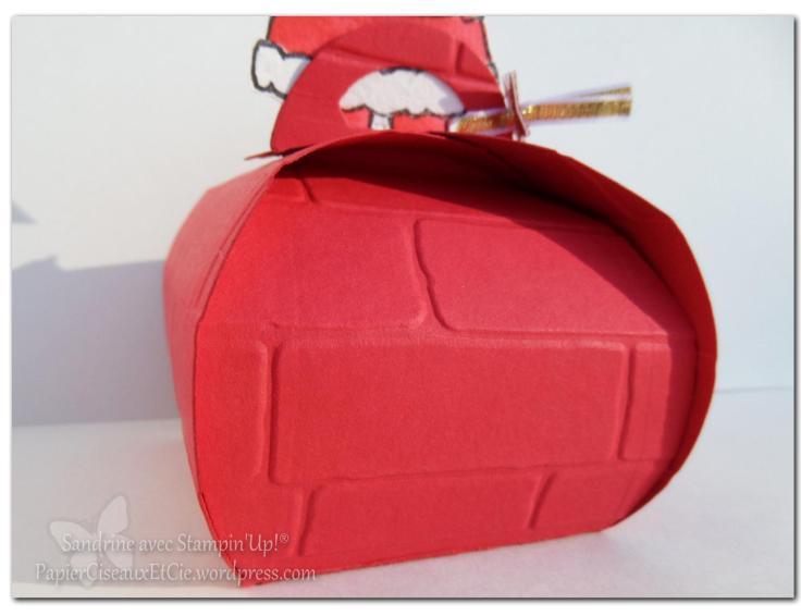 boîte arrondie stampin up papierciseauxetcie.wordpress.com détail