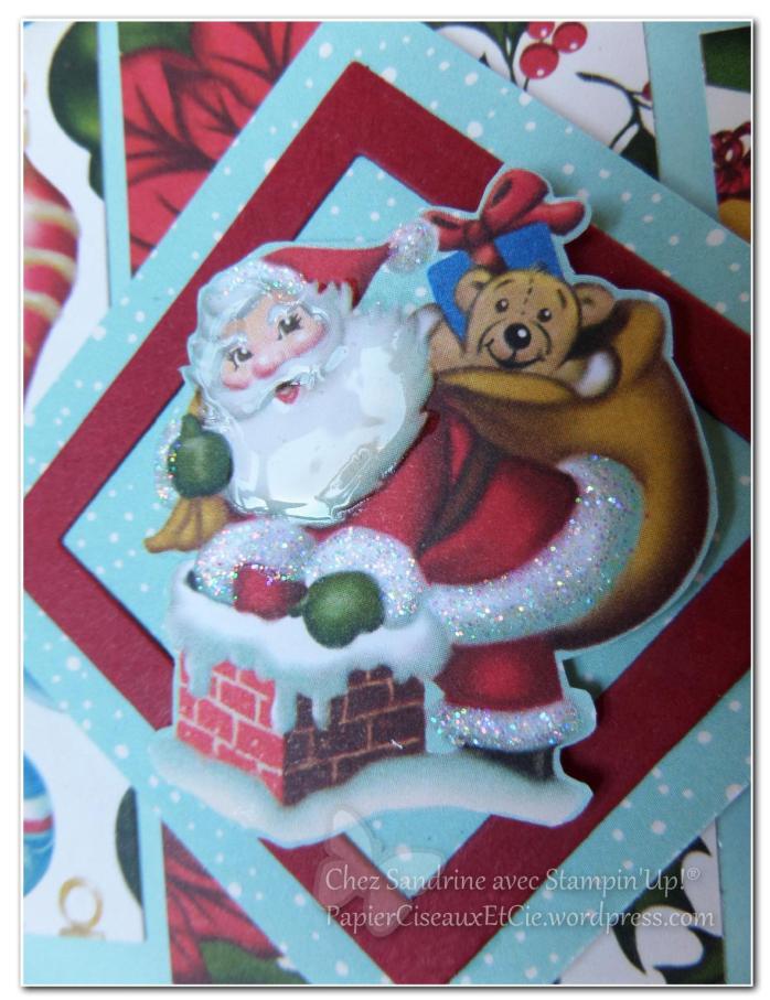father christmas père noel carte voeux détail papierciseauxetcie.worpress