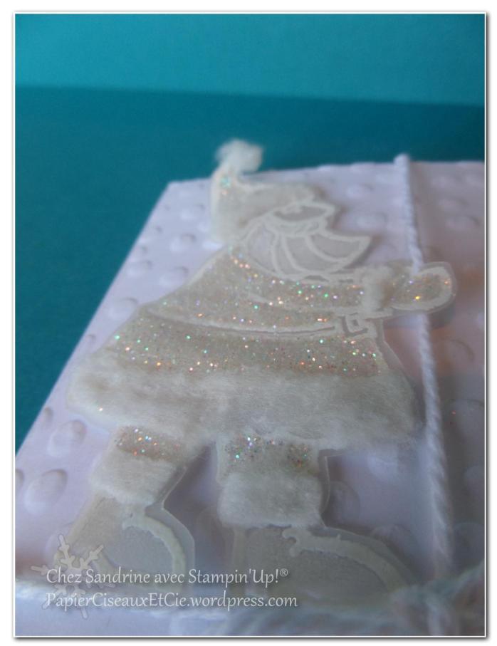 atc blanc stampin up sandrine papierciseauxetcie.worpress.com pluie irisée