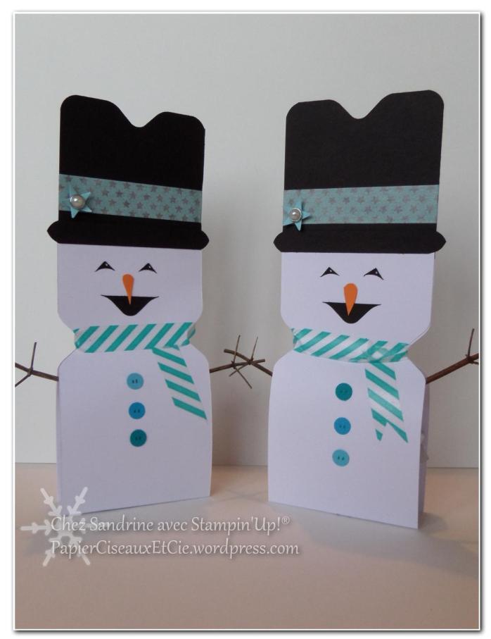 Comment faire un bonhomme de neige avec l insta enveloppe regardez cette vid o papier - Comment faire un bonhomme ...