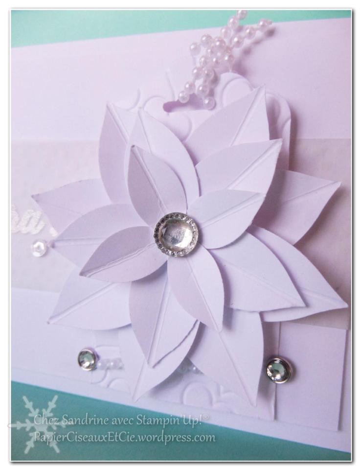 carte blanche mariage 123 scrappez papierciseuaxetcie stampin up nouveauté détail fleur simply scored perle