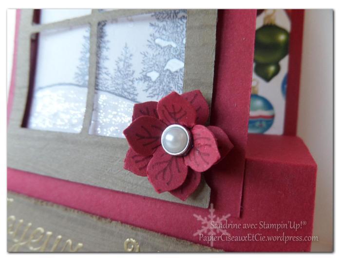 carte relief fenetre sandrine papierciseauxetcie profil fleur