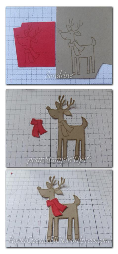 renne sandrine papierciseauxetcie stampin up