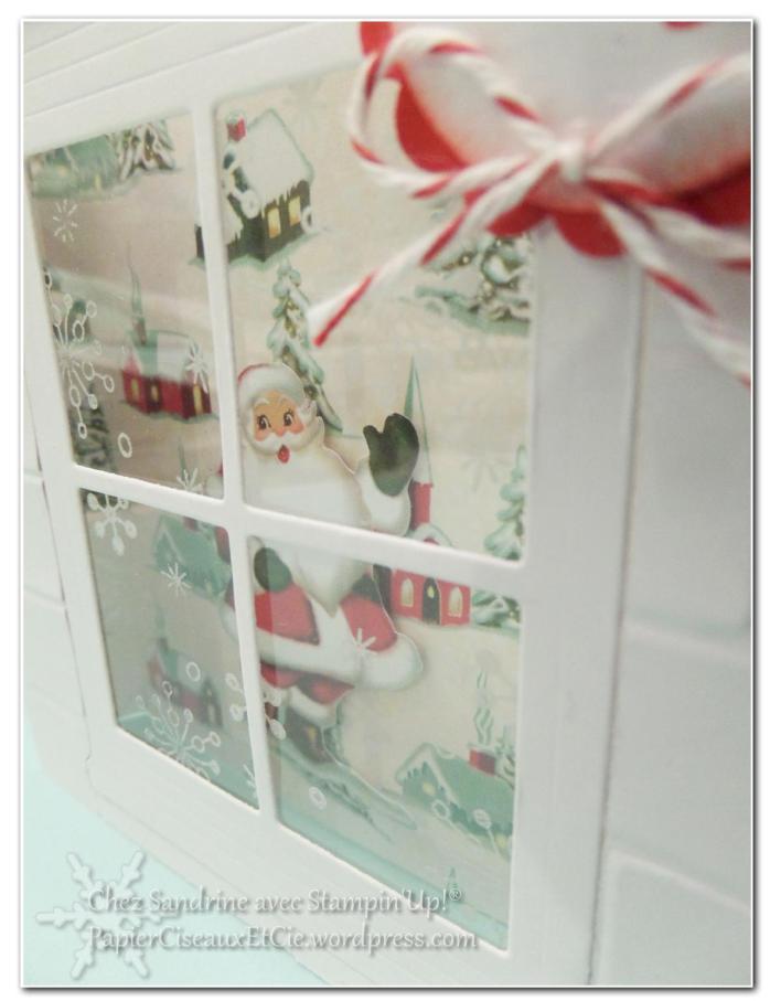 sandrine papierciseauxetcie marché de noel carte de noel christmas card stampin up detail3