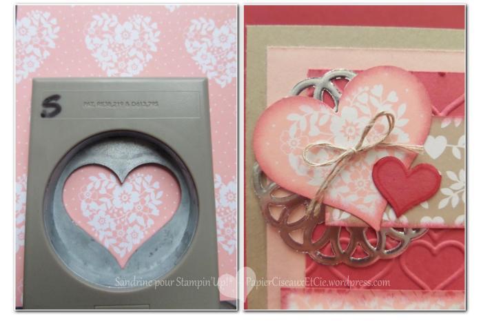 valentine day saint valentin stampin up sandrine papierciseuaxetcie 2016 détail coeur