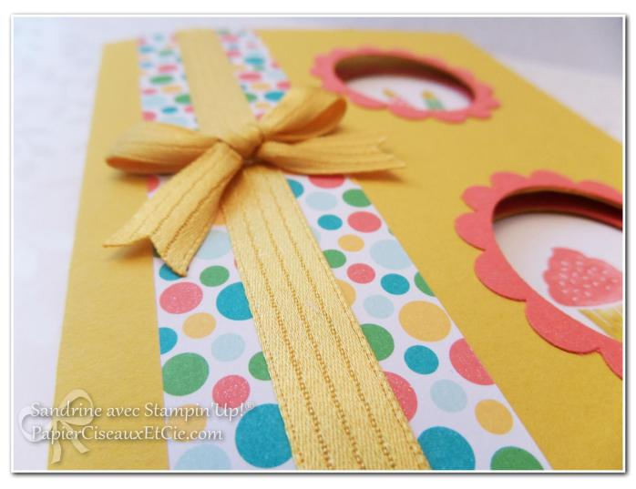 carte magique winks stampin up papierciseauxetcie