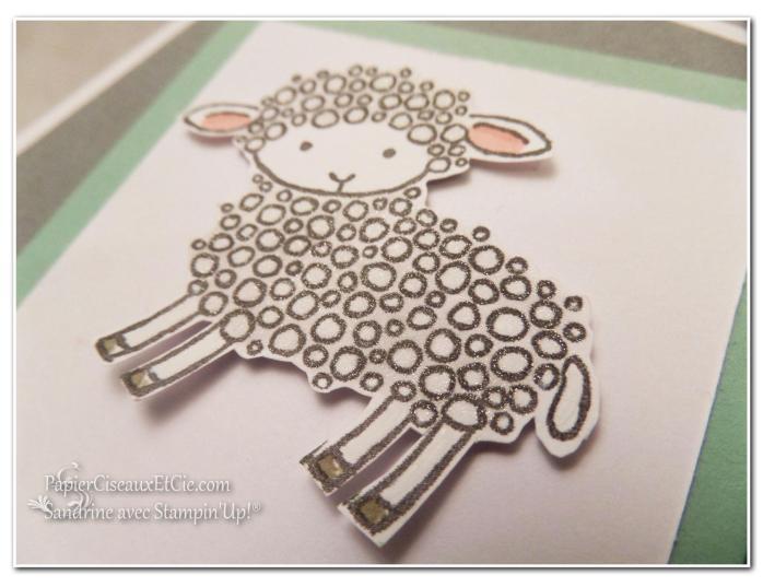 mouton a paillettes