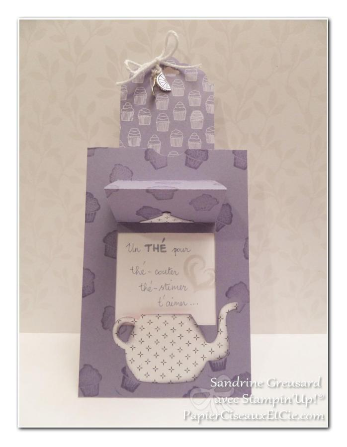 pop up thé cup kettle140624 stampin up papierciseauxetcie. com ouvert