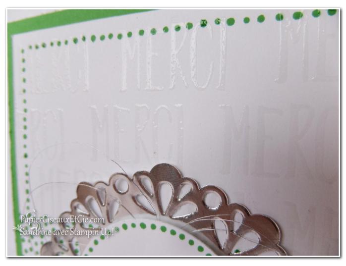 1 papierciseauxetcie onstage stampin up échantillon fraîchuer concombre carte détail