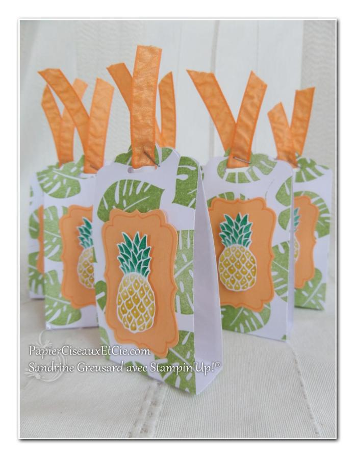 pop of paradise pineapple ananas stampin up 3 papierciseauxetcie