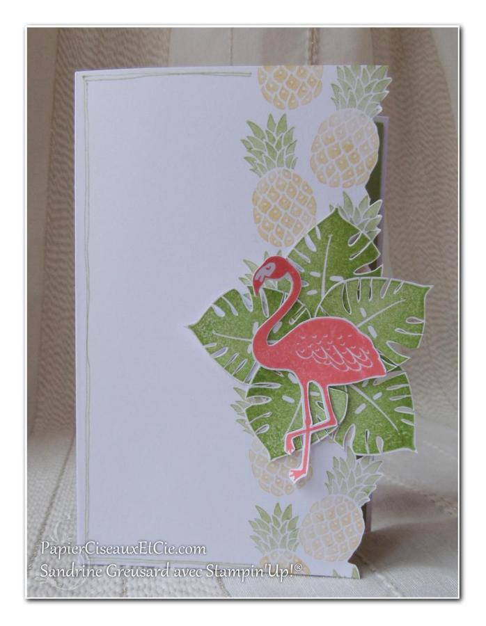 pop of paradise sketch stampin up 123 scrappez papierciseauxetcie