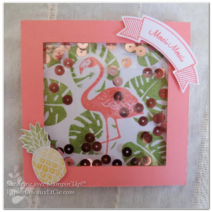 pop of paradise stampin up papierciseauxetcie.com