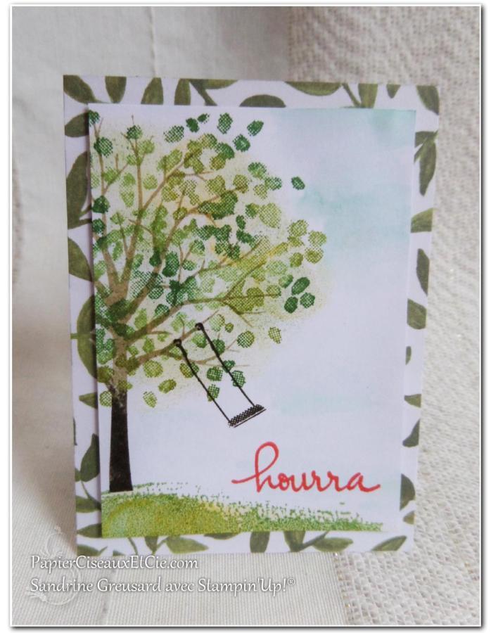 atc swap stampin up arbre protecteur papierciseauxetcie.com