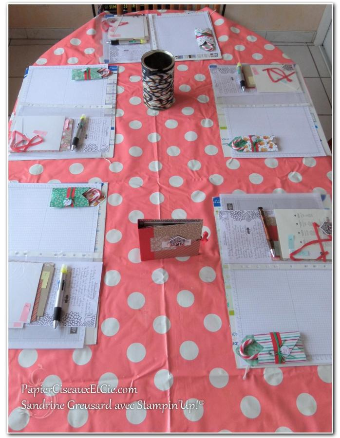 atelier-mini-album-papierciseauxetcie-besancon-stampin-up-preparatif