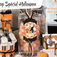 Blog Hop de la Stampin'Class : Halloween 2017 sera-t-il terrifiant?