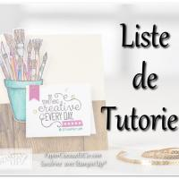 Tutoriels