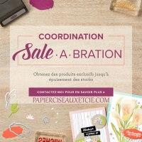 Blog Hop des Scrapin'Up! spécial Sale-a-bration 2019