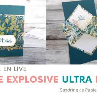Cartes explosive ULTRA rapide et son tuto!