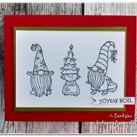 Autour d'un set: Noël chez les gnomes