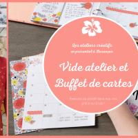Vide atelier à Besançon et buffet de cartes